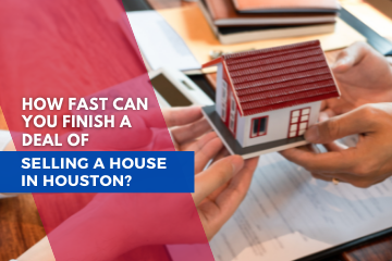selling a house fast house houston